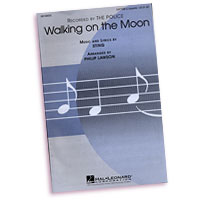 Sting : A Cappella : Mixed 5-8 Parts : Sheet Music