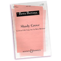 Betty Bertaux : Music for Treble Voices : 3 Part Treble : Sheet Music : 02437