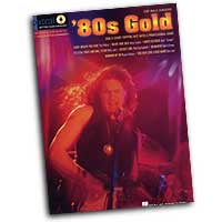 Pro Vocal : 80's Gold - For Men's Voices : Solo : Songbook & CD : 00740278