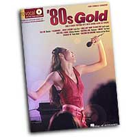 Pro Vocal : 80's Gold - For Female Singers : Solo : Songbook & CD : 073999402773 : 0634079328 : 00740277
