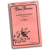 Betty Bertaux : Three Riddles : SSA. : Sheet Music