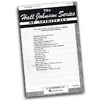 Hall Johnson : Spirituals : SATB : Sheet Music