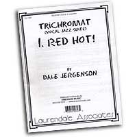Dale Jergenson : Trichromat (Vocal Jazz Suite) : SATB : Sheet Music :