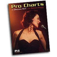 Steve Rawlins : Pro Charts in Original Keys for Female Singers : Solo : Songbook : 884088523442 : 1423497805 : 00001454