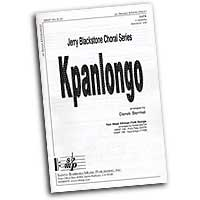 Various Arrangers : African Folk Songs  : SATB : Sheet Music