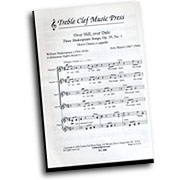 Amy Beach : Three Shakespeare Songs : SSAA : Sheet Music