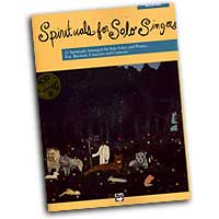 Jay Althouse : Spirituals for Solo Singers Vol. 1 Medium High : Solo : Songbook & CD : 038081150710  : 00-16915
