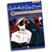 Andy Beck : Spirituals for Solo Singers Vol. 2 Medium Low : Solo : Songbook & CD : 038081150727  : 00-16916