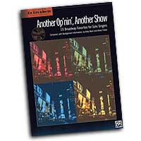 Andy Beck / Brian Fisher : Another Op'nin', Another Show - 15 Broadway Favorites for Solo Singers : Solo : Songbook & CD :  : 25207