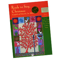 Jay Althouse : Ready to Sing... Christmas : Solo : Songbook & CD :  : 038081187617  : 00-20197