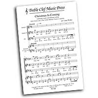 Various Arrangers : Christmas Carols for Treble Voices : Treble : Sheet Music