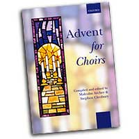 Stephen Cleobury : Advent For Choirs : 01 Songbook : Stephen Cleobury :  : 9780193530256 : 9780193530256