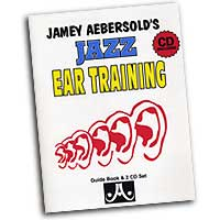 Jamey Aebersold : Jazz Ear Training : 01 Book & 2 CDs :  : JETCD