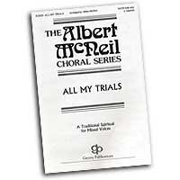 Albert McNeil : Al McNeil Spirituals : SATB : Sheet Music
