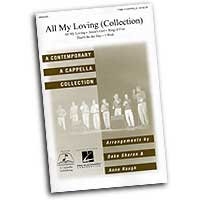 Deke Sharon / Anne Raugh : All My Loving (Collection) : TTBB : 01 Songbook :  : 884088066475 : 1423412311 : 08745430