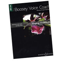 Mary King : Boosey Voice Coach - Low Voice : Solo : Songbook & CD : 884088213527 : 0851625436 : 48019653