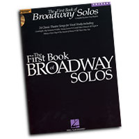 Joan Frey Boytim : The First Book of Broadway Solos for Sopranos : Solo : Songbook & CD : 073999780758 : 0634022814 : 00740134