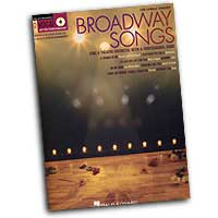 Pro Vocal : Broadway Songs - For Female Singers : Solo : Songbook & CD : 073999506938 : 0634063022 : 00740247