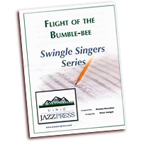Ward Swingle : Swingle Classics : SSAATTBB : Sheet Music
