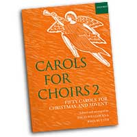 Reginald Jacques (editor) : Carols for Choirs Vol 2 : SATB : 01 Songbook :  : 0193535653