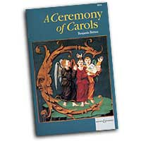 Benjamin Britten : A Ceremony of Carols - SSA : SSA. : 01 Songbook : 073999088946 : 48008894
