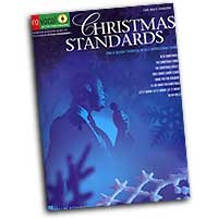 Pro Vocal : Christmas Standards - For Male Singers : Solo : Songbook & CD : 073999069624 : 0634082000 : 00740298