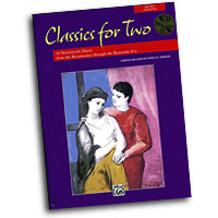 Patrick M. Liebergen : Classics for Two : Duet : 01 Songbook & 1 CD :  : 00-27110