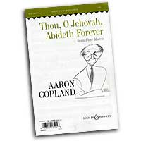 Aaron Copland : Four Motets for Mixed Voices : SATB : Sheet Music : 884088587659 : 1458410382 : 48021108