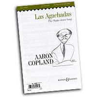 Aaron Copland : Las Agachadas - The Shake-down Song : SATB : Sheet Music : Aaron Copland : 073999894479 : 48002788