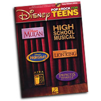 Pro Vocal : Disney Pop Rock For Teens - Young Women's Edition : Solo : Songbook & CD : 884088081652 : 1423412966 : 00000449