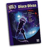 Various Arrangers : Disco Divas - Female Voice : Solo : Songbook & CD :  : 00-26493