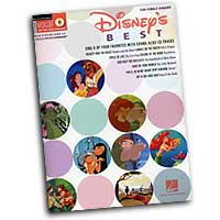 Pro Vocal : Disney's Best - For Female Singers : Solo : Songbook & CD : 073999286472 : 1423401123 : 00740344