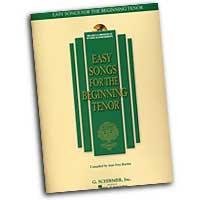 Joan Frey Boytim : Easy Songs For The Beginning Tenor : Songbook & CD :  : 073999837582 : 0634019716 : 50483758