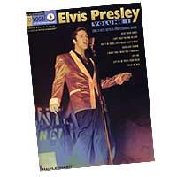 Elvis Presley : Pro Vocal - Volume 1 : Solo : Songbook & CD : 073999403336 : 0634099558 : 00740333