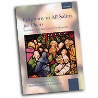 Malcome Archer (Editor) : Epiphany To All Saints : SATB : 01 Songbook :  : 9780193530263 : 9780193530263