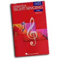 Emily Crocker : Essential Sight-Singing - Treble Voices  : Treble : 01 Songbook : Emily Crocker :  : 073999446999 : 0634095307 : 08744699