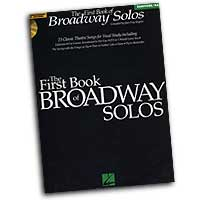 The First Book of Broadway Solos Series