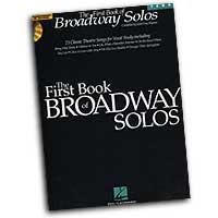 Joan Frey Boytim : The First Book of Broadway Solos - Tenor : Solo : Songbook & CD : 073999456318 : 0634022830 : 00740136