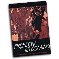 Anders Nyberg (Edited by) : Freedom is Coming : Mixed 5-8 Parts : 01 Songbook : 073999291414 : WB528