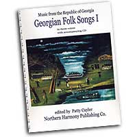 Various Arrangers : Georgian Folk Songs Vol 1 : SATB : 01 Songbook & 1 CD