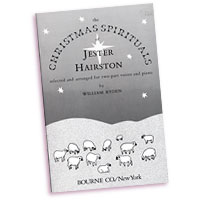 Jester Hairston : Christmas Spirituals : 01 Songbook : Jester Hairston : Jester Hairston : 407548