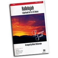 Robert DeCormier : Hallelujah  : SATB : 01 Songbook : 00-27416