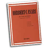 Victor Herbert : 50 Vocalises : Solo : Vocal Warm Up Exercises :  : 073999122107 : 50012210