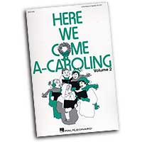Linda Spevacek : Here We Come A-Caroling Vol. 2 : 3 Parts : 01 Songbook : 073999210804 : 08721080