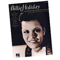 Billie Holiday : Original Keys For Singers : Solo : Songbook :  : 073999822366 : 0634025872 : 00740140