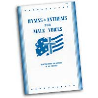 Various Arrangers : Hymns and Anthems For Male Voices : TTBB : 01 Songbook : V10