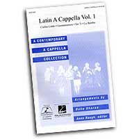 Deke Sharon : Latin A Cappella Vol 1 : SATB : 01 Songbook :  : 884088145804 : 08747063