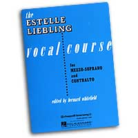 Estelle Liebling : Vocal Course for Mezzo-Sopranos & Contralto : 01 Book :  : 073999122435 : 0793506352 : 00312243