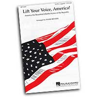 Various Arrangers : Songs For America  : SATB : Sheet Music