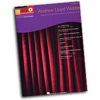 Andrew Lloyd Webber : Pro Vocal - For Female Singers : Solo : Songbook & CD : 073999938739 : 1423405692 : 00740348